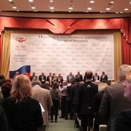 20 и 21 мая 2015 года в Москве, в Большом зале Дворца труда ФНПР состоялся VI Съезд профессионального союза работников здравоохранения Российской Федерации.